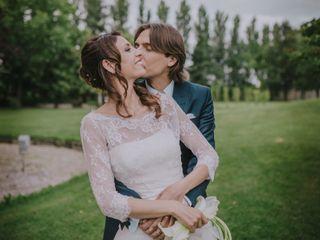 Le nozze di Marilena e Stefano