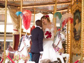 Le nozze di Benedetta e Andy