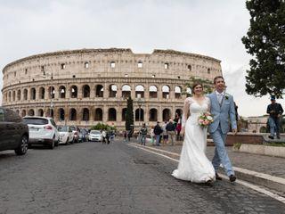 Le nozze di Gisele e Rafael 1
