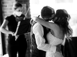 Le nozze di Luana  e Alessio