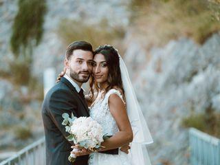 Le nozze di Amal e Marcello