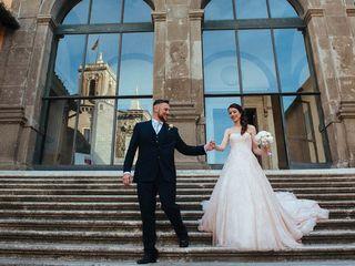 Le nozze di Fabio e Elena 1