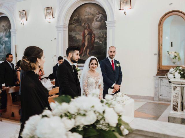 Il matrimonio di Stefano e Daniela a Montesarchio, Benevento 53