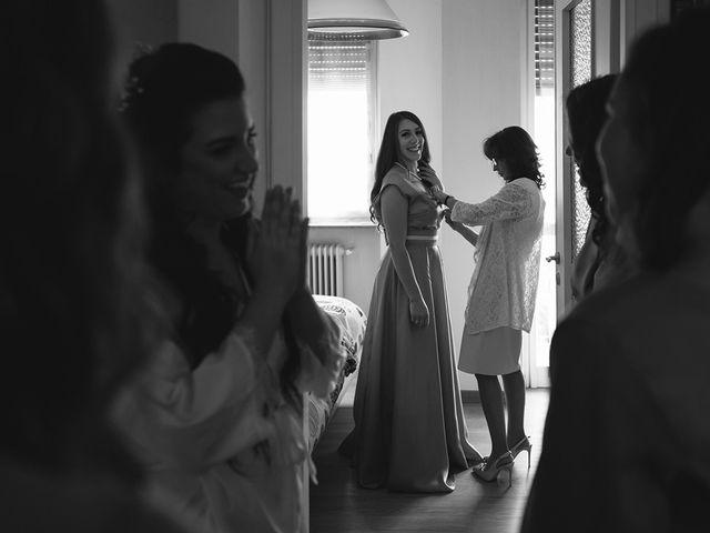 Il matrimonio di Marco e Francesca a Rosignano Monferrato, Alessandria 12