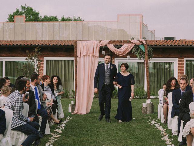 Il matrimonio di Marco e Francesca a Rosignano Monferrato, Alessandria 23