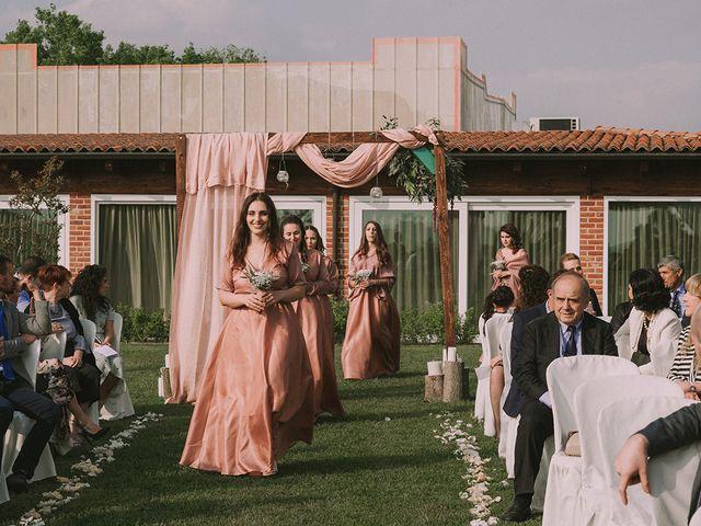 Il matrimonio di Marco e Francesca a Rosignano Monferrato, Alessandria 24