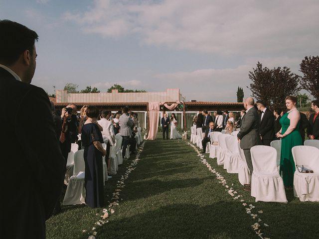 Il matrimonio di Marco e Francesca a Rosignano Monferrato, Alessandria 25