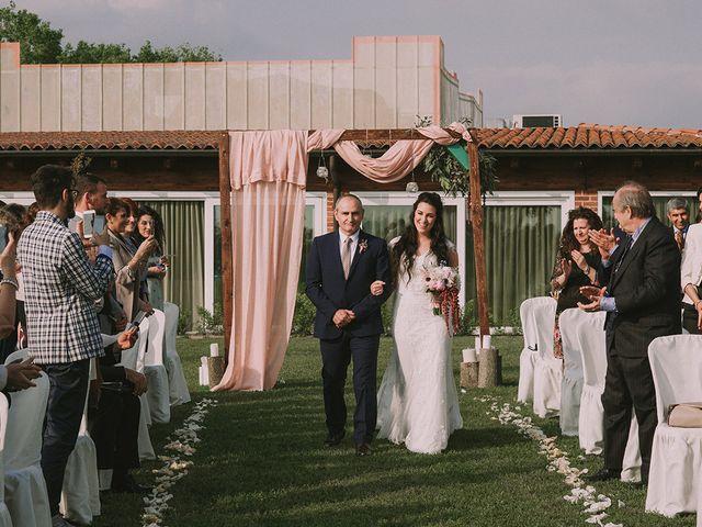 Il matrimonio di Marco e Francesca a Rosignano Monferrato, Alessandria 26