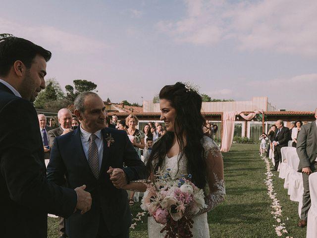 Il matrimonio di Marco e Francesca a Rosignano Monferrato, Alessandria 27