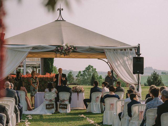Il matrimonio di Marco e Francesca a Rosignano Monferrato, Alessandria 29