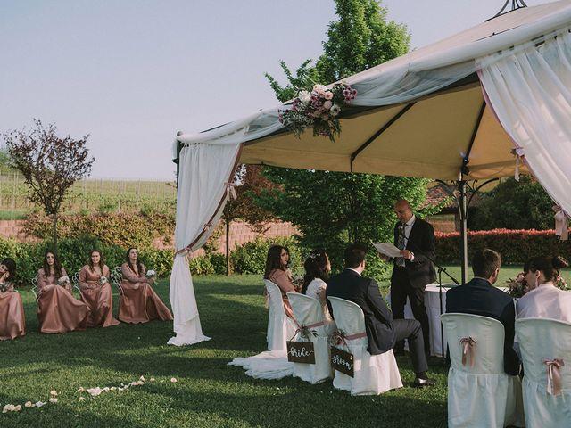 Il matrimonio di Marco e Francesca a Rosignano Monferrato, Alessandria 35