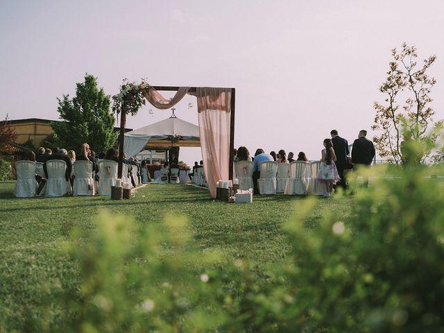 Il matrimonio di Marco e Francesca a Rosignano Monferrato, Alessandria 36