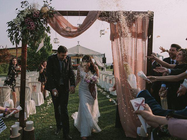 Il matrimonio di Marco e Francesca a Rosignano Monferrato, Alessandria 37
