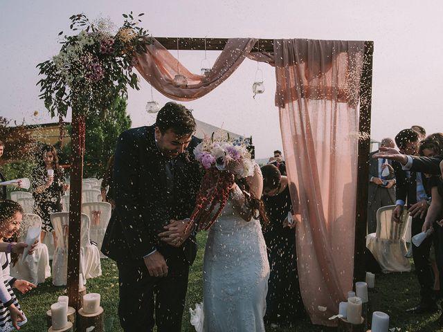 Il matrimonio di Marco e Francesca a Rosignano Monferrato, Alessandria 38