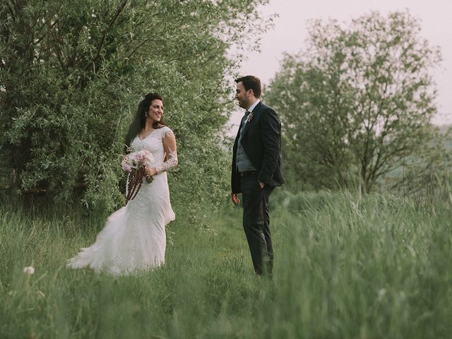 Il matrimonio di Marco e Francesca a Rosignano Monferrato, Alessandria 48
