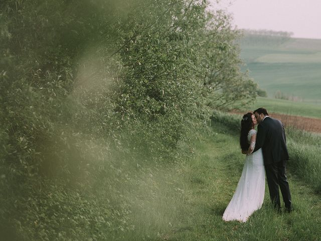 Il matrimonio di Marco e Francesca a Rosignano Monferrato, Alessandria 49