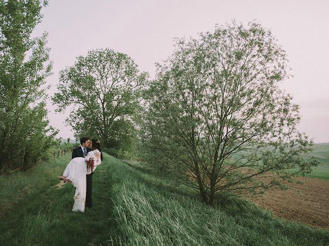 Il matrimonio di Marco e Francesca a Rosignano Monferrato, Alessandria 50
