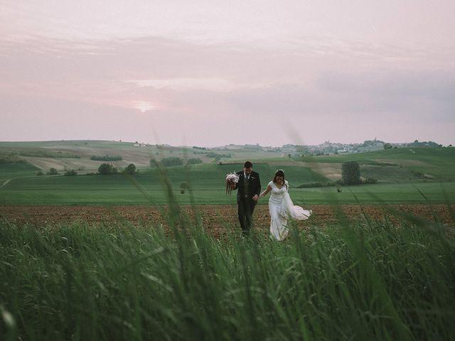 Il matrimonio di Marco e Francesca a Rosignano Monferrato, Alessandria 51