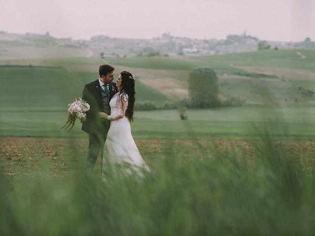 Il matrimonio di Marco e Francesca a Rosignano Monferrato, Alessandria 52
