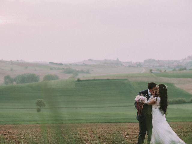 Il matrimonio di Marco e Francesca a Rosignano Monferrato, Alessandria 53