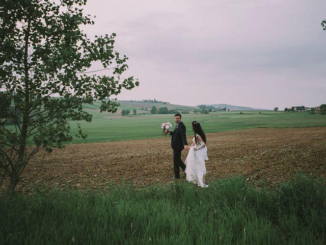Il matrimonio di Marco e Francesca a Rosignano Monferrato, Alessandria 56