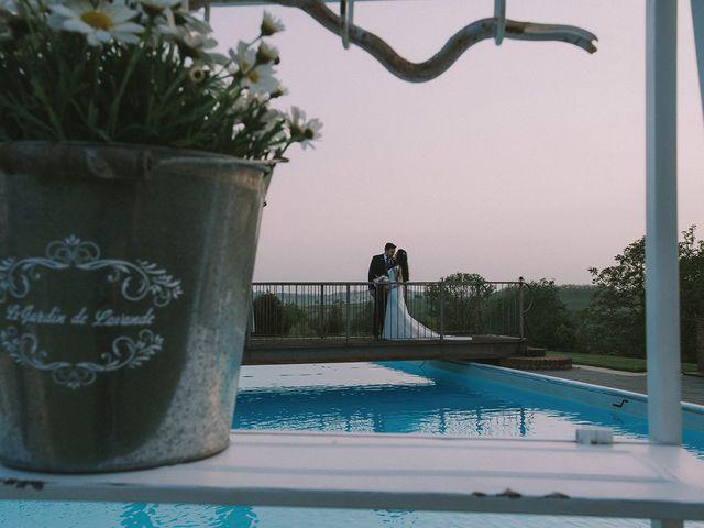 Il matrimonio di Marco e Francesca a Rosignano Monferrato, Alessandria 59