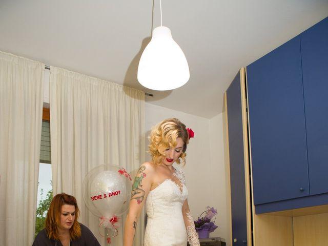 Il matrimonio di Andy e Benedetta a Firenze, Firenze 22