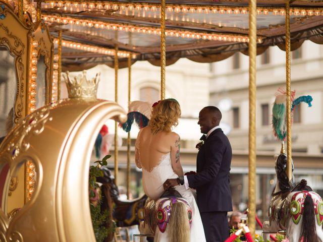 Il matrimonio di Andy e Benedetta a Firenze, Firenze 30