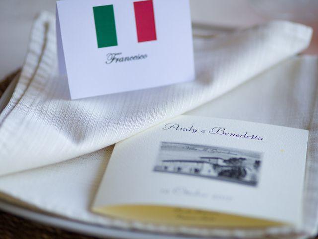 Il matrimonio di Andy e Benedetta a Firenze, Firenze 49