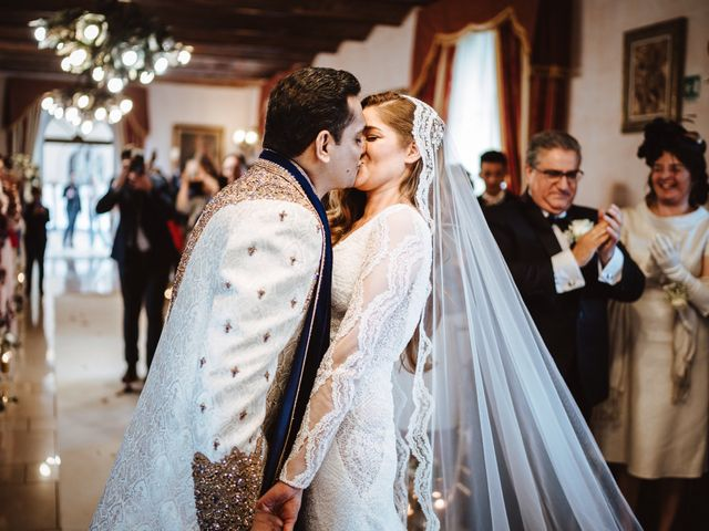 Il matrimonio di Anshu e Gabriella a Fauglia, Pisa 12