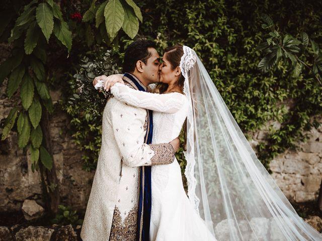 Il matrimonio di Anshu e Gabriella a Fauglia, Pisa 15