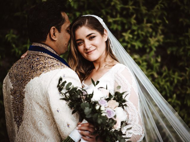Il matrimonio di Anshu e Gabriella a Fauglia, Pisa 16