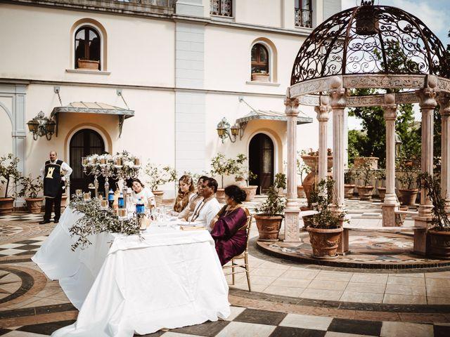 Il matrimonio di Anshu e Gabriella a Fauglia, Pisa 18
