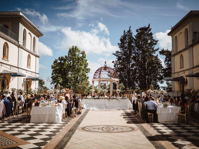Il matrimonio di Anshu e Gabriella a Fauglia, Pisa 19
