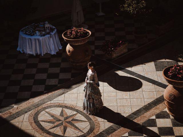 Il matrimonio di Anshu e Gabriella a Fauglia, Pisa 20