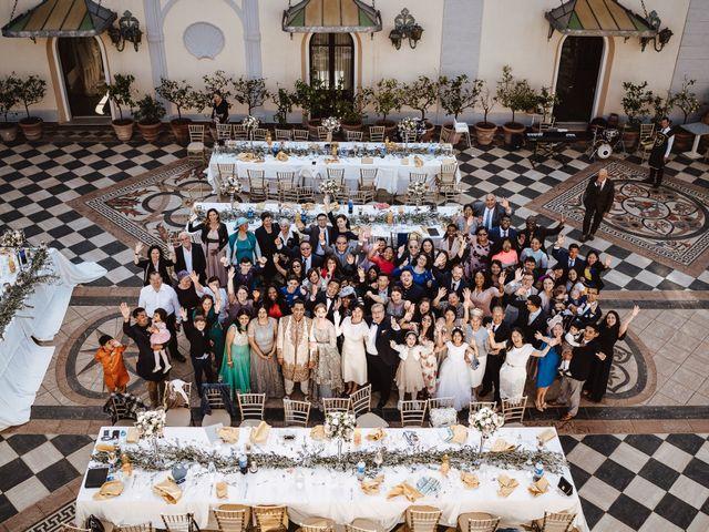 Il matrimonio di Anshu e Gabriella a Fauglia, Pisa 21