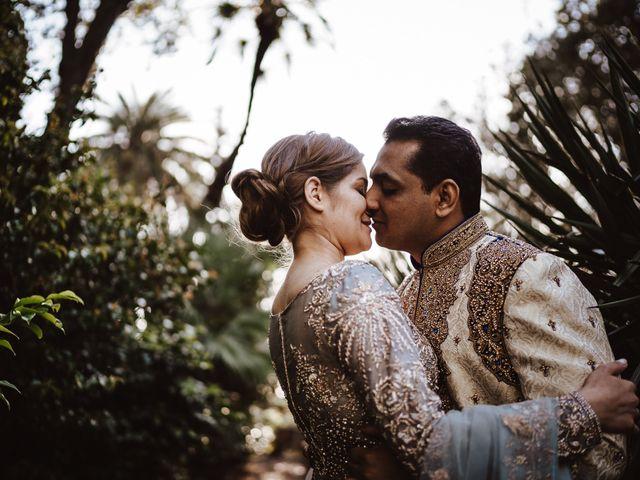 Il matrimonio di Anshu e Gabriella a Fauglia, Pisa 24