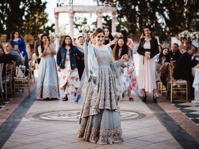 Il matrimonio di Anshu e Gabriella a Fauglia, Pisa 27