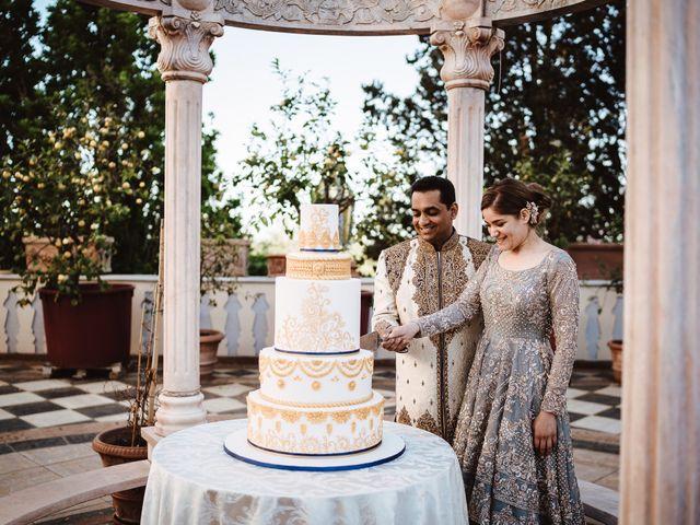 Il matrimonio di Anshu e Gabriella a Fauglia, Pisa 28