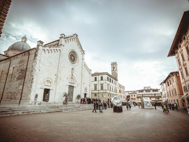 Il matrimonio di Andrea e Claudia a Pietrasanta, Lucca 10