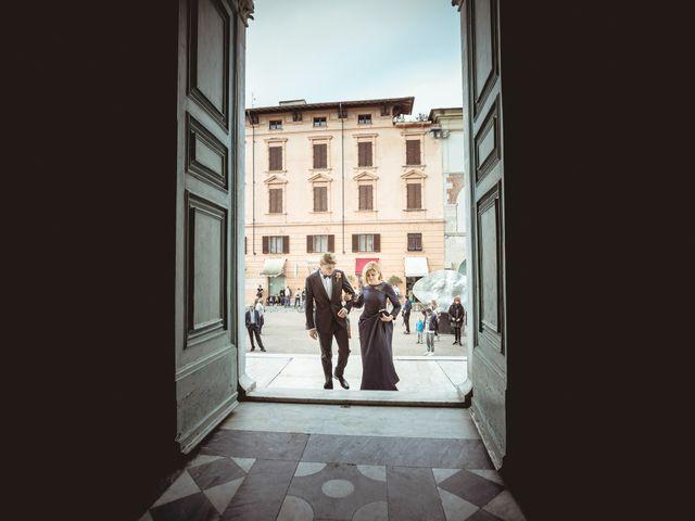 Il matrimonio di Andrea e Claudia a Pietrasanta, Lucca 12