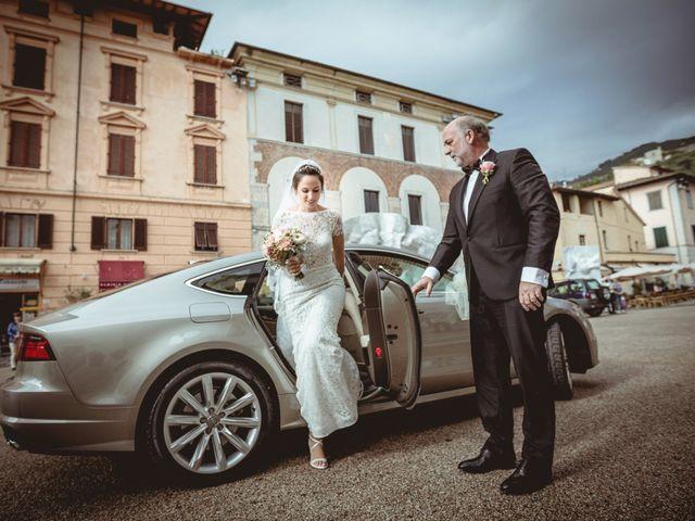 Il matrimonio di Andrea e Claudia a Pietrasanta, Lucca 13