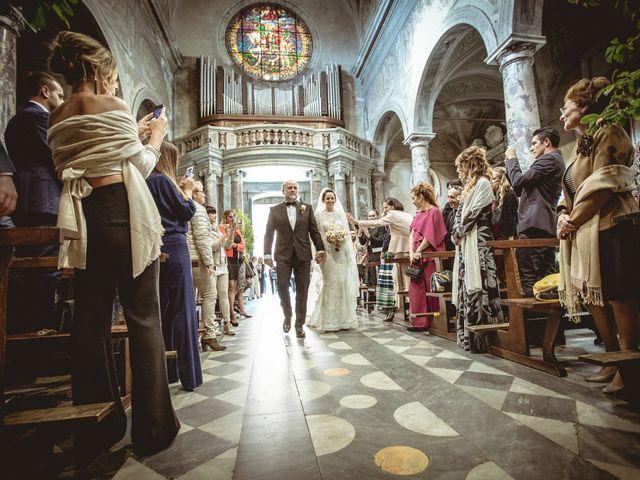Il matrimonio di Andrea e Claudia a Pietrasanta, Lucca 14