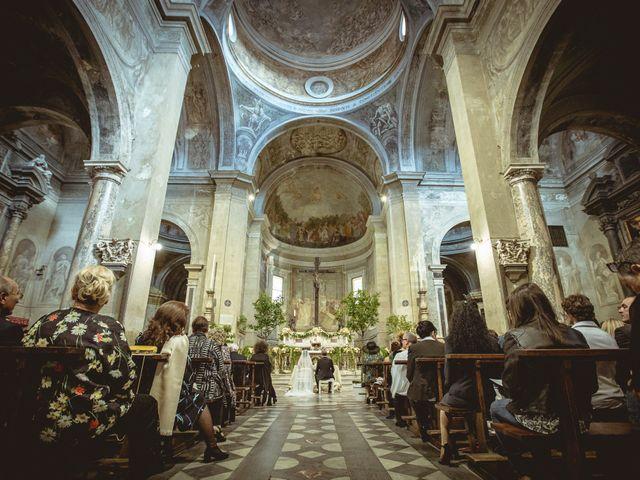 Il matrimonio di Andrea e Claudia a Pietrasanta, Lucca 17