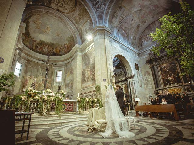 Il matrimonio di Andrea e Claudia a Pietrasanta, Lucca 19