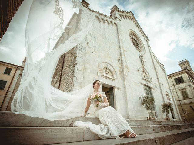 Il matrimonio di Andrea e Claudia a Pietrasanta, Lucca 21