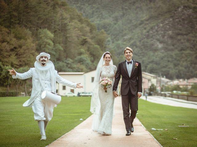 Il matrimonio di Andrea e Claudia a Pietrasanta, Lucca 28