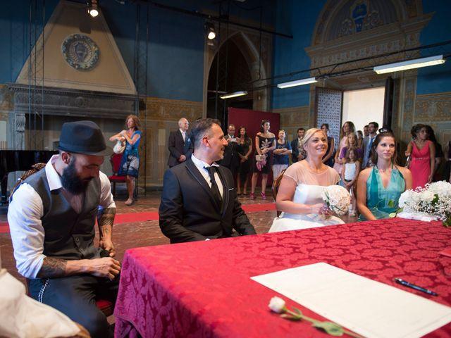 Il matrimonio di Eugenio e Alessandra a Pisa, Pisa 30
