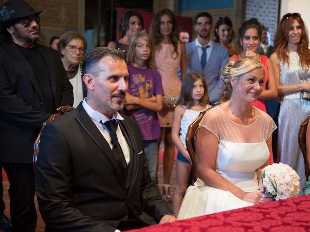 Il matrimonio di Eugenio e Alessandra a Pisa, Pisa 31