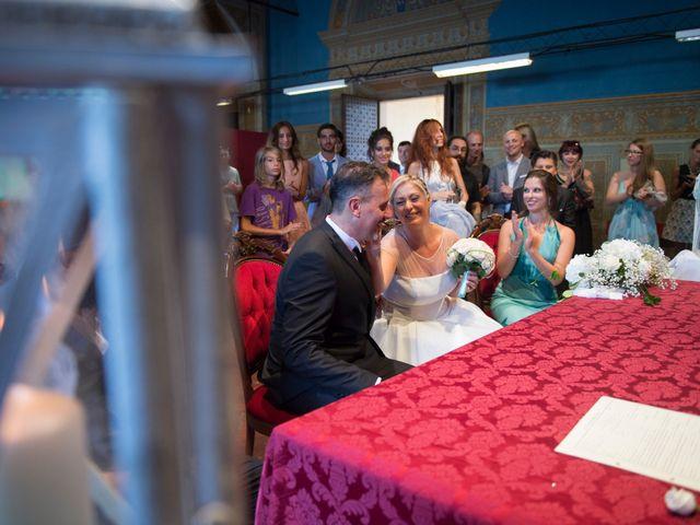 Il matrimonio di Eugenio e Alessandra a Pisa, Pisa 32